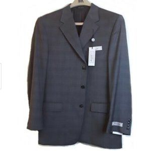 Other - Roberto Villini Couture 3 Button Suit NWT